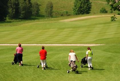 Golf - women