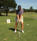 Women IN Golf full stance front view