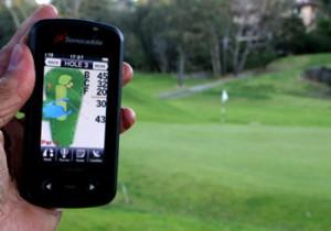Golf GPS Short Shot 400